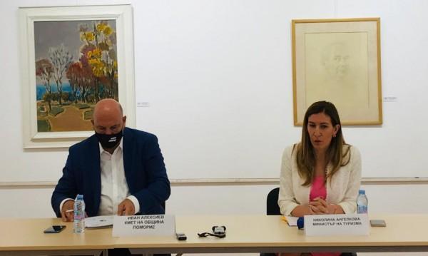 Ангелкова: Сезонът на юг е добър, въпреки кризата