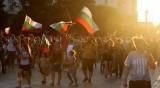Първи арестувани на протестите в София