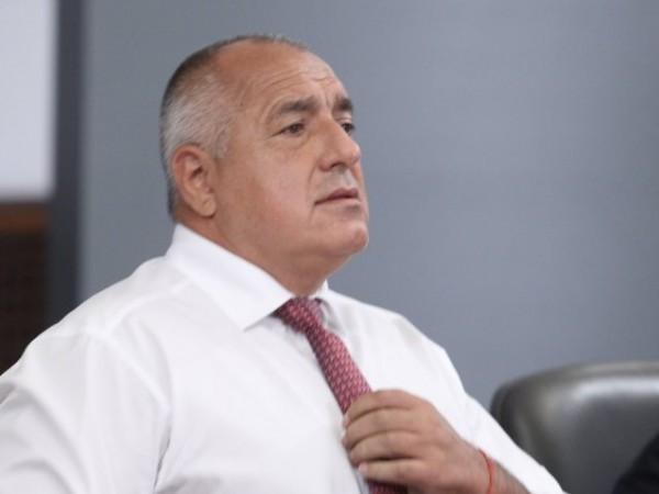 Министър-председателят Бойко Борисов проведе телефонен разговор с премиера на Хърватия