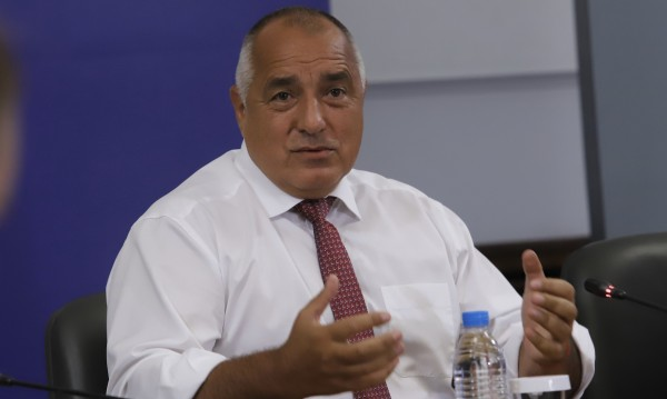 Борисов: Да се свика веднага комисията за сваляне охраната на Доган и Пеевски