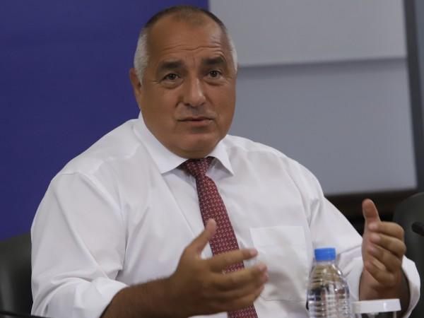 Министър-председателят Бойко Борисов призовава изпълняващият длъжността в момента началник на