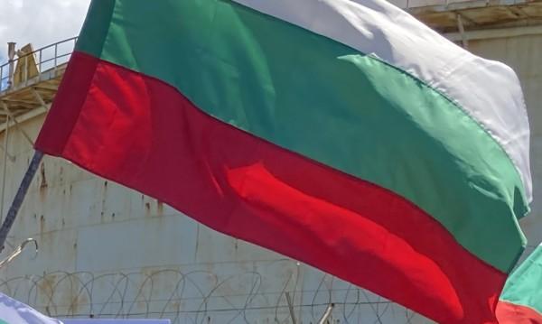 Протестиращи на брега до имението на Доган развяват български знамена