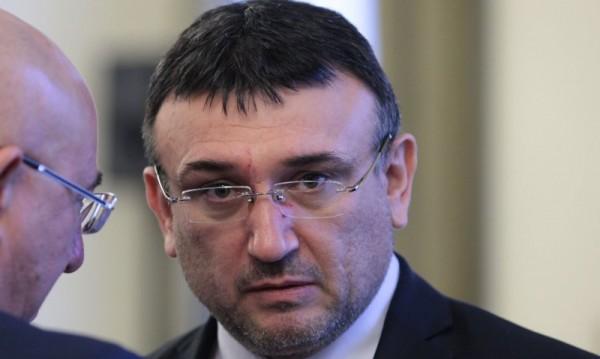 Маринов не приема оставката на шефа на полицията в Бургас
