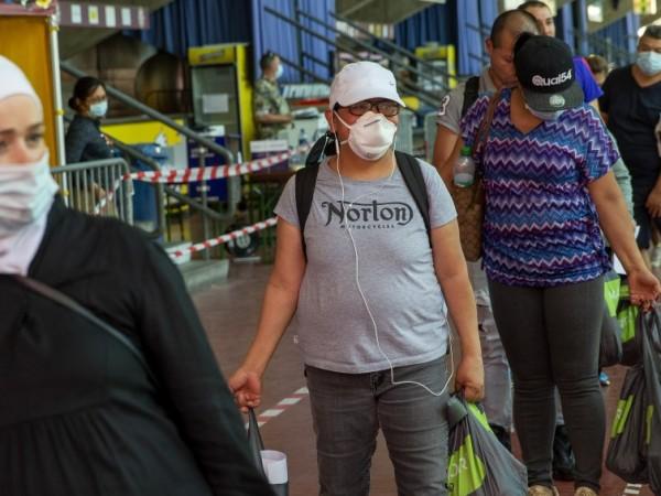 Съединените щати, страната, която е най-тежко засегната от коронавируса, в