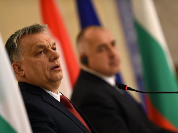Министър-председателят Бойко Борисов проведе телефонен разговор с унгарския премиер Виктор