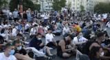 Сърбия изнемогва от многото заразени с коронавирус