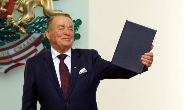 Почина големият филантроп Игнат Канев