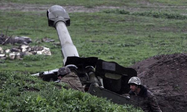 Арменската армия е нападнала военни на Азербайджа