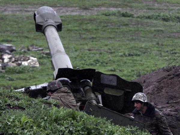 Арменската армия е нападнала днес военни позиции на Азербайджан по
