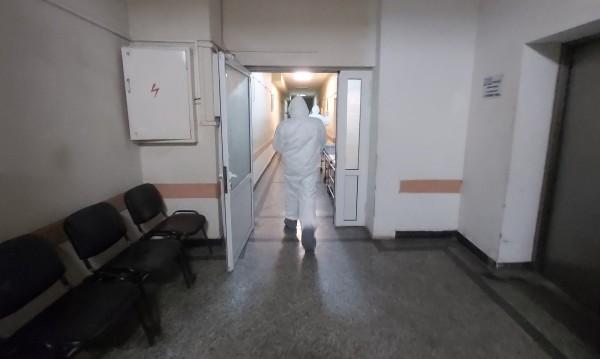 Затварят второ отделение заради коронавируса в МБАЛ-Добрич