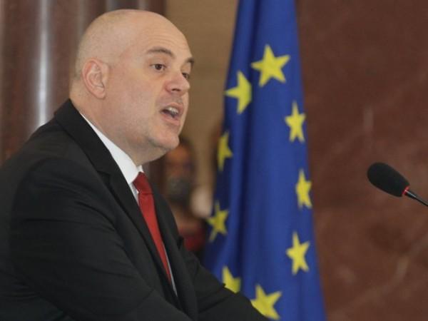 Главният прокурор Иван Гешев се обърна с благодарствени слова към