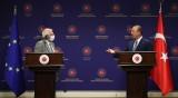 Турция обвини ЕС в двойни стандарти заради Либия