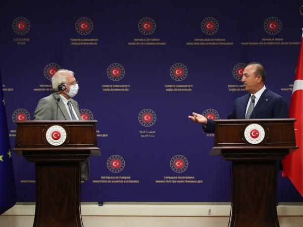Говорителят на турското Министерство на външните работи обвини Европейския съюз