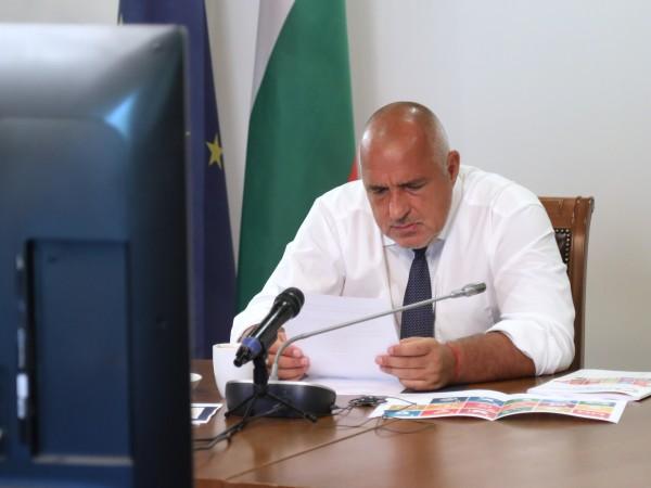 Министър-председателят Бойко Борисов участва в Политическия форум на високо равнище