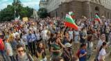 Протестът в кадър: Ден шести