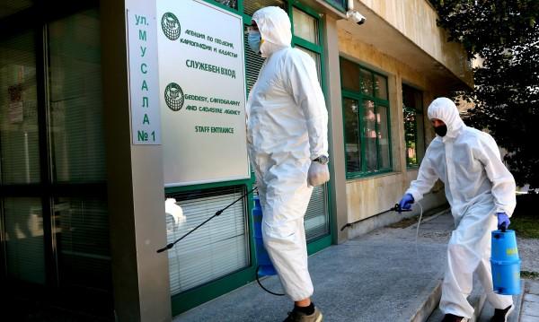 234 нови случая на коронавирус у нас, 7 души починаха