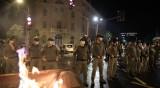 Десетки арестувани и ранени на протестите в Израел