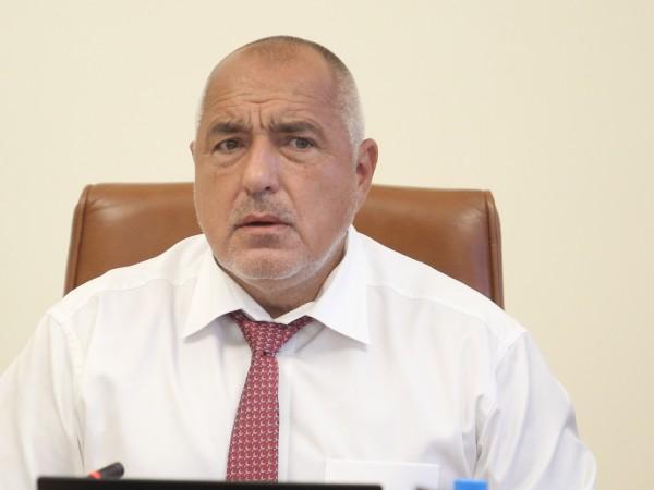 Премиерът Бойко Борисов заяви, че винаги е бил на страната