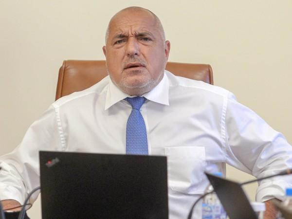 Премиерът Бойко Борисов призова да се спазват Конституцията и парламентарните
