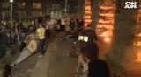 Маринов отчете: Още седем души в ареста след снощния протест