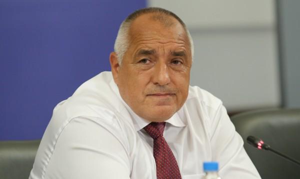 Бойко Борисов поиска оставките на Горанов, Маринов и Караниколов