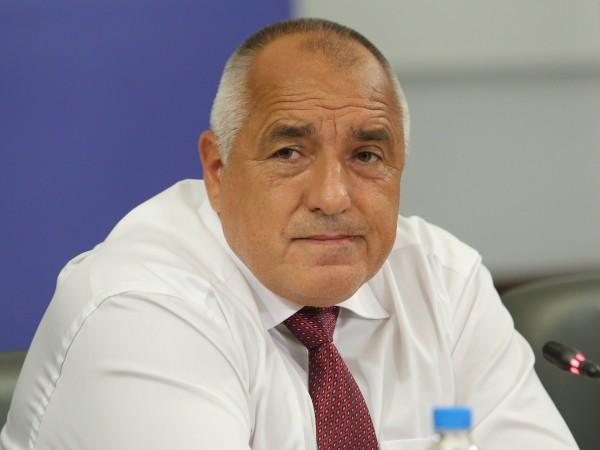 Председателят на ГЕРБ и министър-председател на България Бойко Борисов поиска