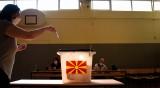 Социалдемократите на Зоран Заев с 1% преднина пред националистите