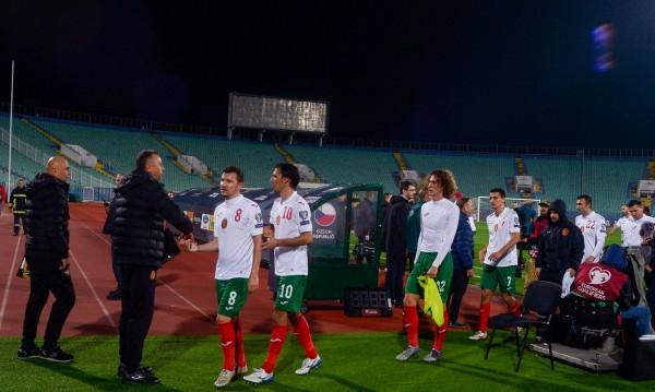 България дели с Буркина Фасо 59-тото място по футбол в света