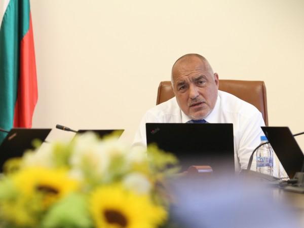 Премиерът Бойко Борисов коментира разпространеното по-рано видео от апартамента му