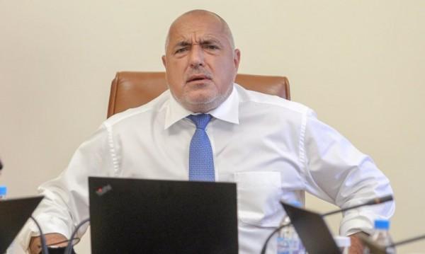 Премиерът Борисов ще участва в извънредното заседание на ЕС
