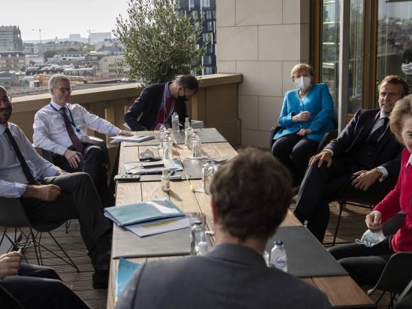 Заседанието на европейските лидери приключи в събота вечер, без да
