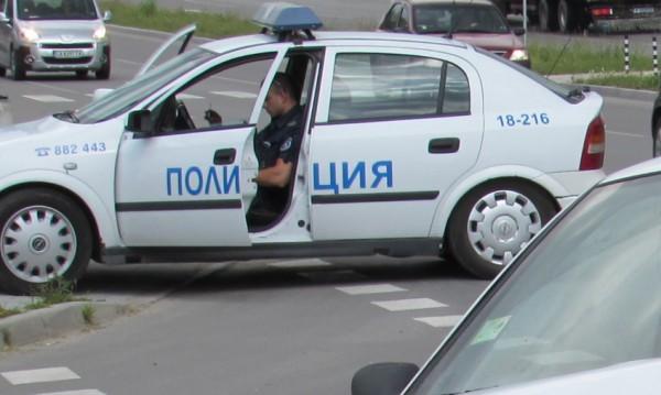 Пияна жена катастрофира на кръгово в Пловдив