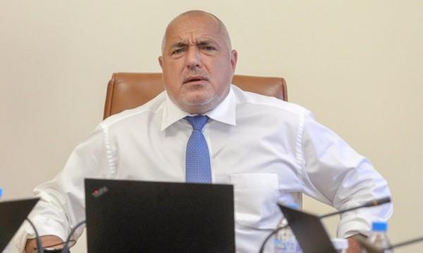 Борисов за употребата на сила на протестите: Горчиво съжалявам, не толерираме това