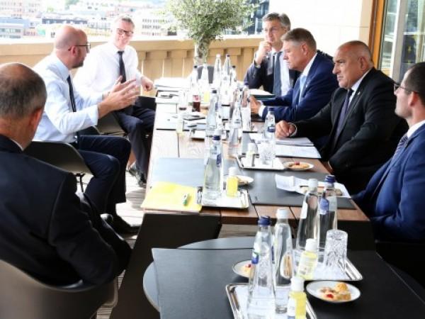 На петия ден от преговорите Европейският съвет постигна споразумение за