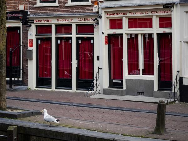 Когато Нидерландия наложи строгите мерки за борба с коронавируса, Кварталът