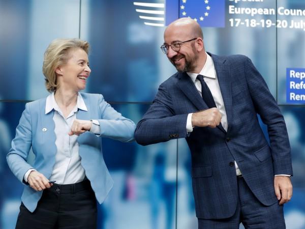 Срещата на върха на европейските лидери беше планирана да продължи