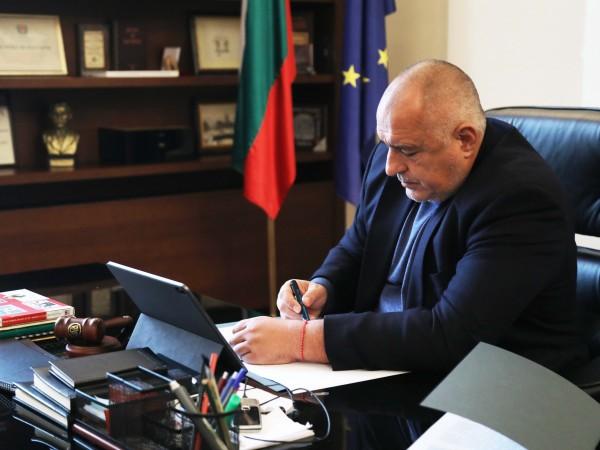 Премиерът Бойко Борисов и министрите ще заседават утре чрез видеконферентна