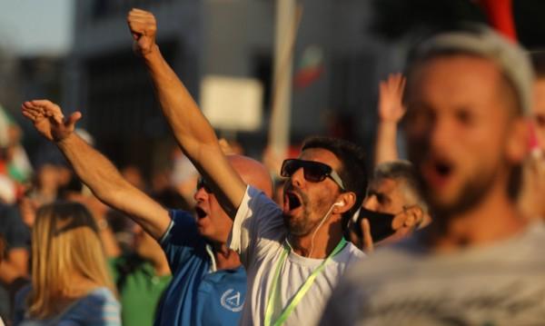 Над 400 хил. участвали в протестите, сериозни са