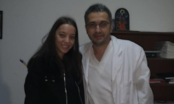 """Майка на излекувано от тумор дете направи дарение на УМБАЛ """"Св. Иван Рилски"""""""