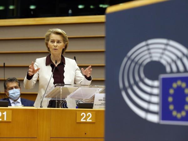 Виждаме светлина в края на тунела, заяви председателят на Европейската