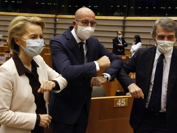 Европейският парламент провежда извънредно заседание, на което се очаква да
