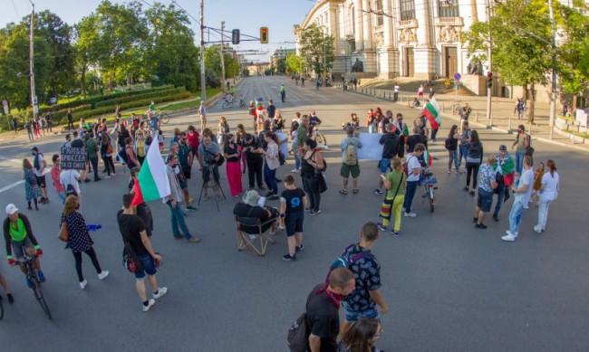 За 15-ти ден: Протести с искане за оставка