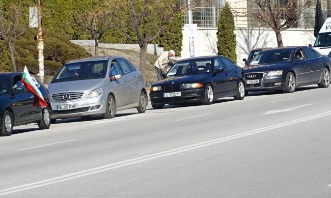 Протестиращи в Бургас планират днес да излязат на автошествие