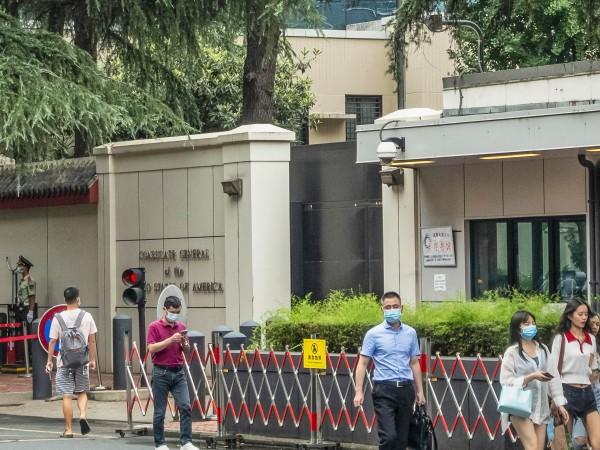 Китай разпореди днес затварянето на консулството на САЩ в големия