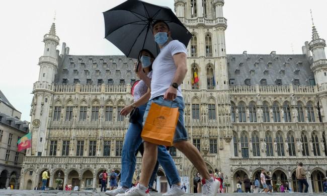 Белгия наложи нови мерки срещу коронавируса