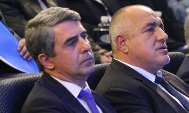 Плевнелиев видя два варианта за България, лошият - оставка на Борисов