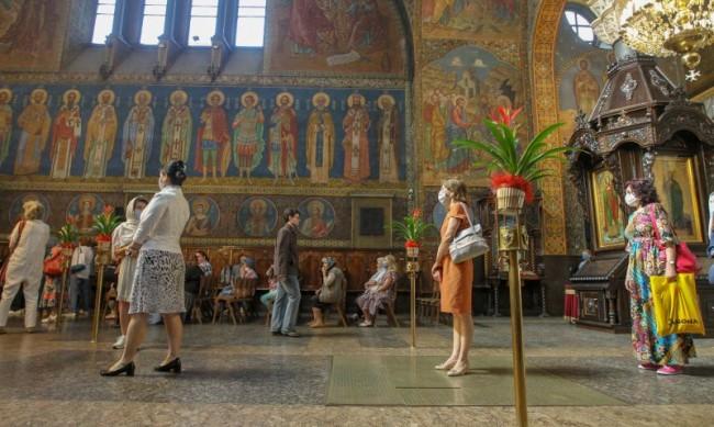 Църквата почита паметта на светите Седмочисленици