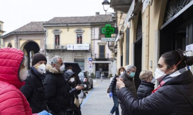 Без маска на закрито - €1000 глоба в Италия