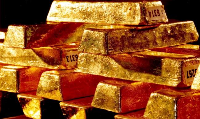 Цената на златото отбеляза рекорд за всички времена