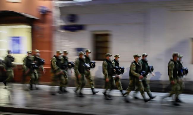 Осуетиха атентат в Москва, заподозреният е ликвидиран